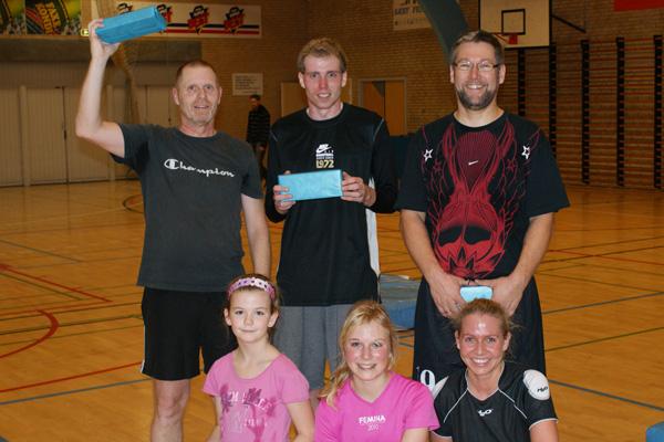 Basketball: Julecup 2011 i Sæby Fritidscenter