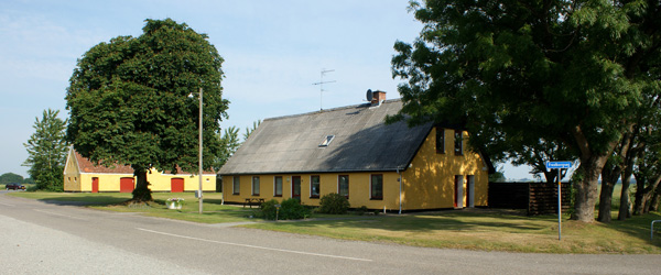 Borgmesteren indvier Graverboligen i Volstrup