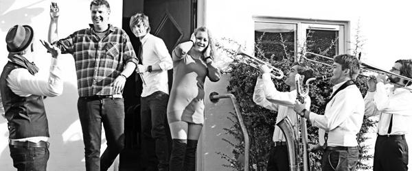 Nyt ungt partyband med rødder i Sæby