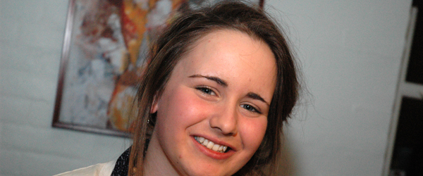 17-årig australier har lært sig selv at kende i Sæby
