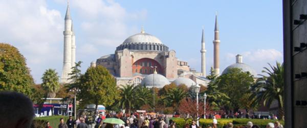De 7 menigheder på sognerejse til Tyrkiet