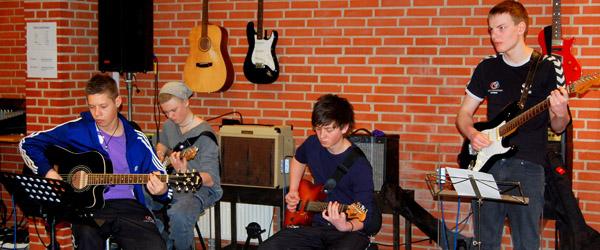 30. musical på Hørby Ungdomsskole
