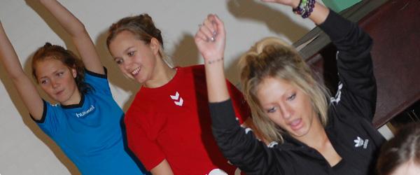 DK4 besøger Hørby Ungdomsskole…