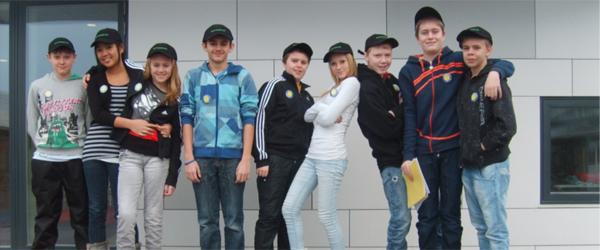 Nyt tiltag – elevmæglere på Stensnæsskolen!