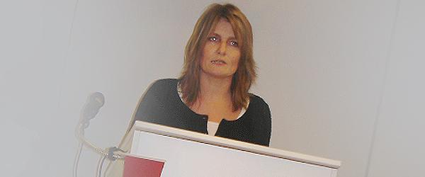 Birgit Hansen fremlagde visioner og fik opbakning
