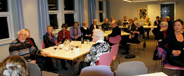Generalforsamling i Sæby Kunst- og Kulturforening