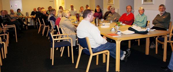 Spændende foredrag hos Saltlandets Historisk Forening