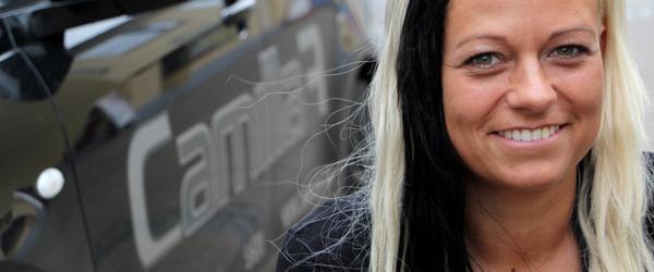CamillaF fylder 1 år i Sæby den 1. juni