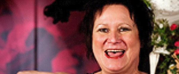Lily Broberg forestilling for de ældre i kommunen