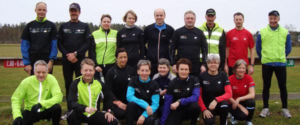 Forårsstemning – også i Sæby løbeklub