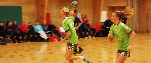 Stidsholtpiger er Nordjydske Mestre i håndbold