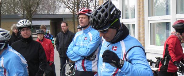 Forår i Sæby Motions Cykel Club