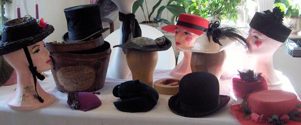 Sæby Bibliotek: Sæt din hat som du vil