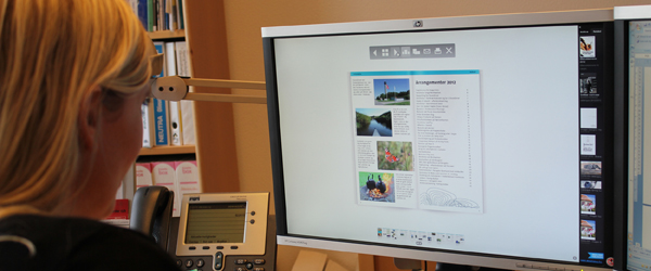 Borgerne elsker de digitale foldere