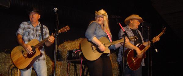 Vaskeægte countrymusik på Skovlyst