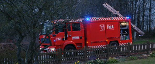 Normalt år for brandmændene i Østervrå