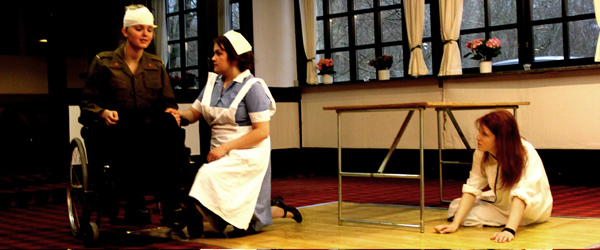 Sæby Scenens ungdomshold opfører skuespil på Skovlyst