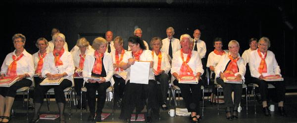 20 års jubilæums- og afskedskoncert på Skovlyst