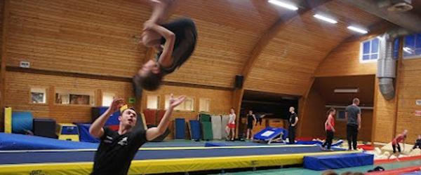 Spring-Team Nordjylland har kvalitet i Børnegymnastikken