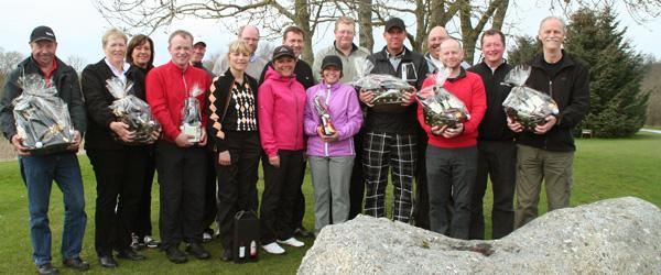 Golf: Dronninglund Sparekasse Turnering
