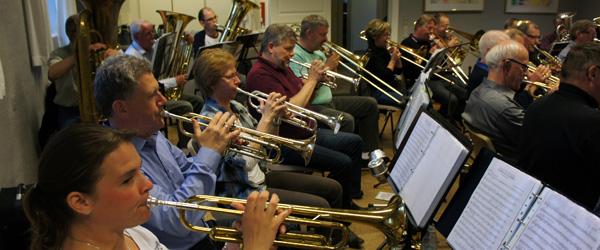 Åbent Musikhus arrangement med stor succes