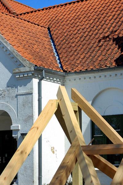 Fransk skulptur til Hørby Efterskole