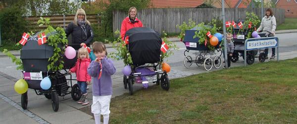 Kommunale dagplejere samlet til Dagplejernes Dag