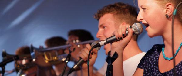Musikskolen leverer upcoming bands til Sæby Jazzfestival