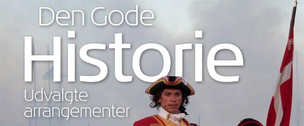 Få en god historie i Toppen af Danmark