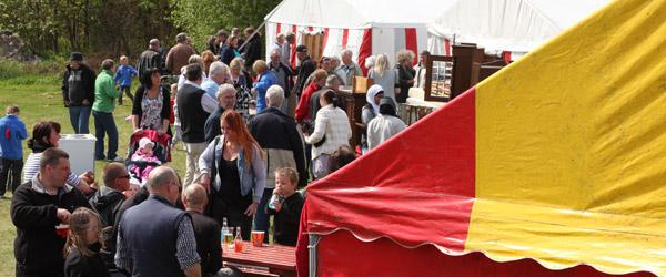 FDF Skagen holder loppemarked i weekenden!