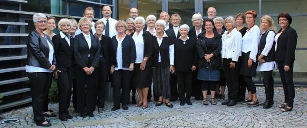 Koncert med børn og voksne i Hørby Kirke