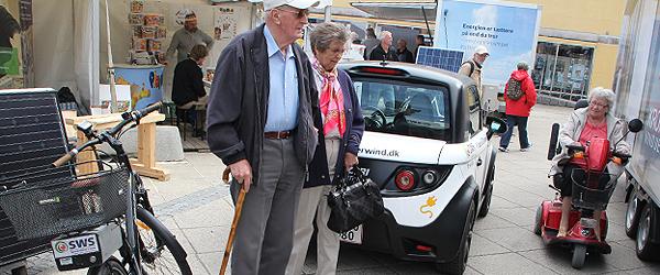 Overvældende interesse for energimessen i Sæby