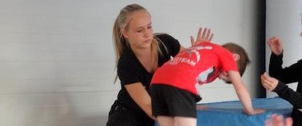 Gymnastikskole hos Springteam Sæby