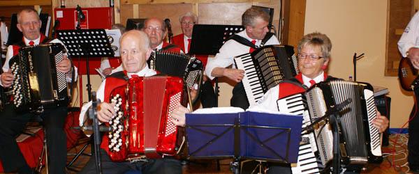Masser af musikoplevelser på havnen i Sæby