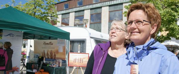 Kamillus Frederikshavn på besøg i Sæby