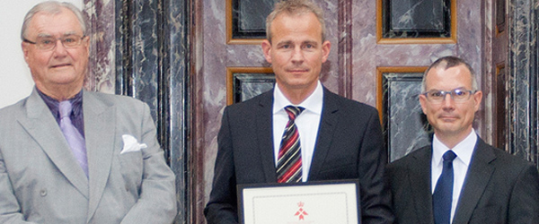 Danish Crown modtog kongelig hæderspris