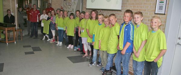 Danmarks bedste 5. klasse er fra Hørby-Dybvad skole