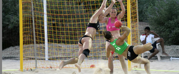 Kan Danmark vinde guld i Beach Håndbold?