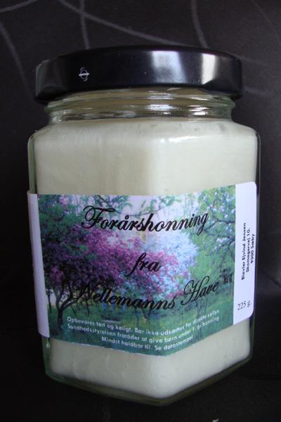 Forårshonning fra Nellemanns Have er nu til salg