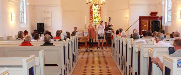 Ung koncert i Lyngså kirke torsdag aften