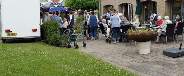 Så skete der igen noget på Sæby Ældrecenter