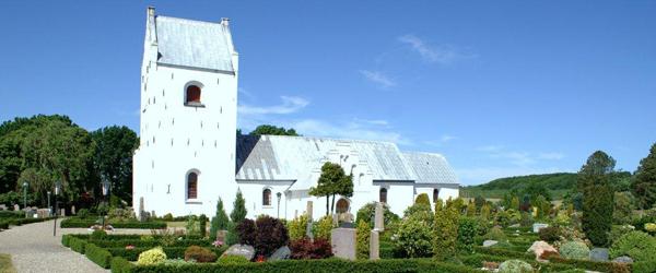 Åbne kirker i Albæk – Lyngså sogn…