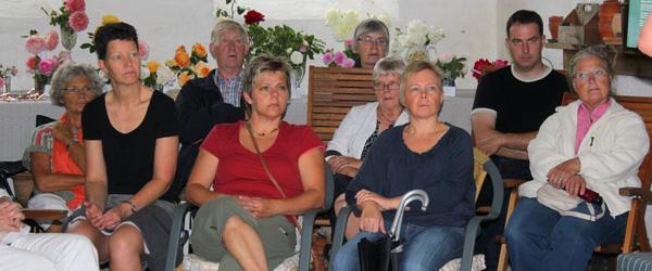 Det blev til en dans på roser for Merete Møller
