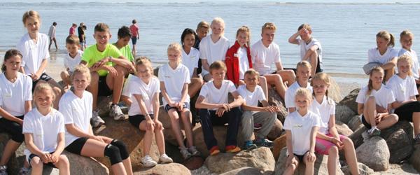 SIK80: Atletikskolen i Sæby er et hit!