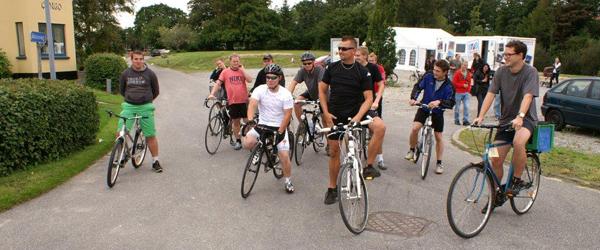 Pump cyklen og tjen penge til ungdommen!