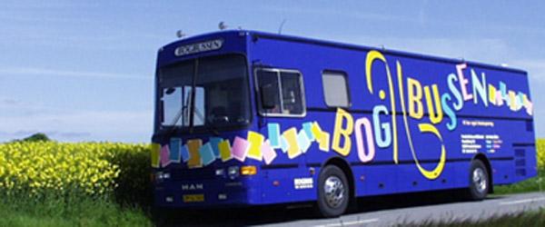 Aflysning af bogbussen i Frederikshavn Kommune