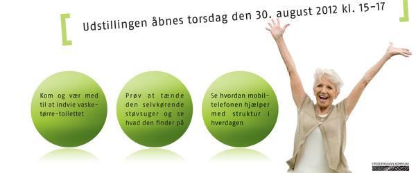 Velfærdsteknologi  – Udstilling på Frederikshavn Rådhus