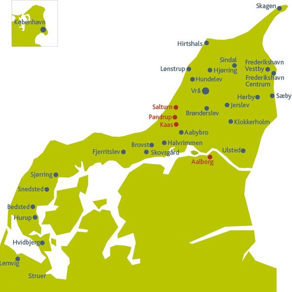Sparekassen Vendsyssel og Hvetbo vil fusionere