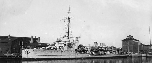 Frederikshavn Havn under besættelsestiden