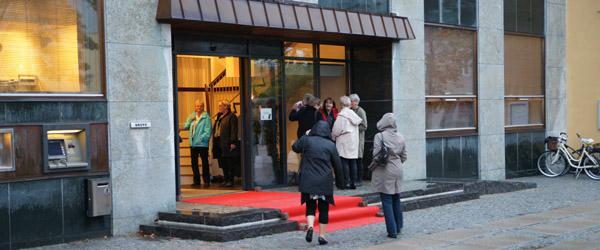 Nordjyske bank rullede den røde løber ud